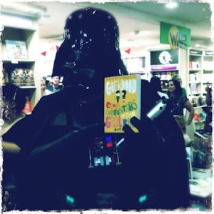I find your lack of books disturbing.